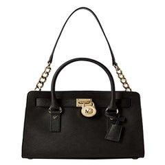 Michael Kors Hamilton Saffiano Leather Medium Satchel Women's Bag