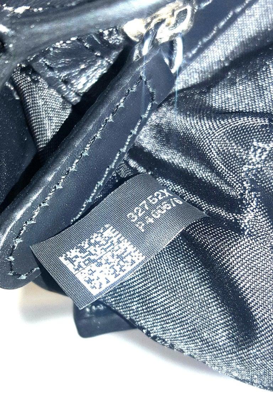 ef196b7d69e8 Michael Kors Jenkins Studded Black Leather Bag NEW W Tags For Sale 6