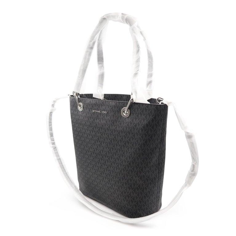 Michael Kors Raven Large North South Tote Black Womens Bag 30S7SRXT3V For Sale 1