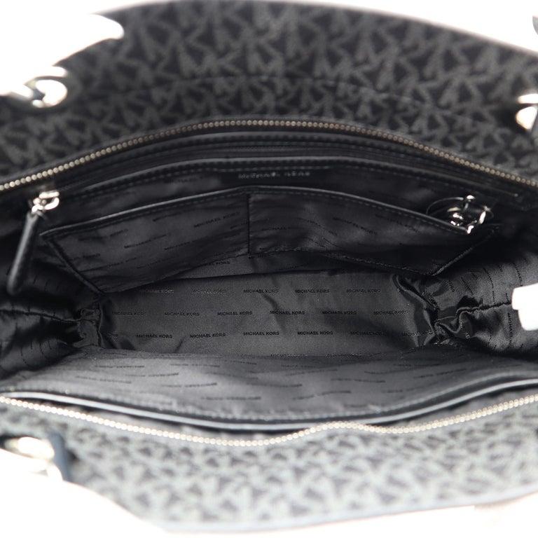 Michael Kors Raven Large North South Tote Black Womens Bag 30S7SRXT3V For Sale 2
