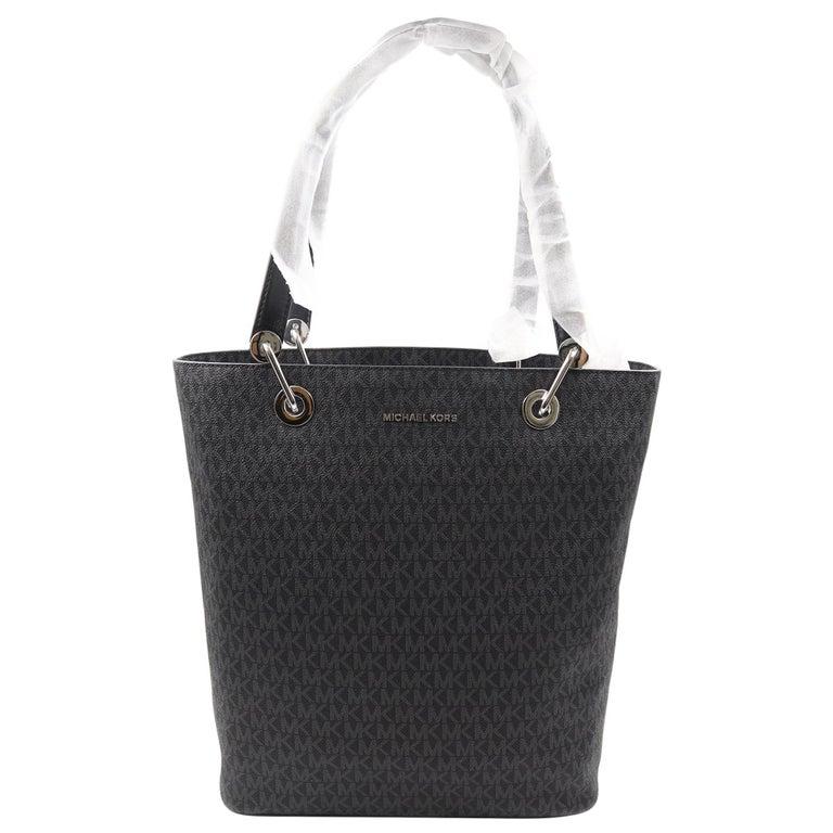 Michael Kors Raven Large North South Tote Black Womens Bag 30S7SRXT3V For Sale