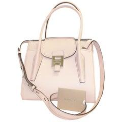 Michael Kors Rose Pink Top Handle Flap Bag