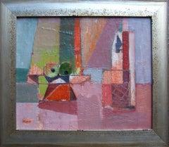 Michael Loew, Untitled (Still Life ML01), oil on canvas, 1946