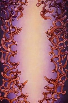 Variation #3 in Violet