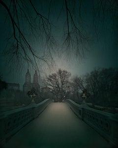 Michael Massaia. Bow Bridge, New York City, Central Park