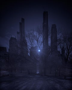 Michael Massaia. Drop the Sun, Central Park, New York City, 2019