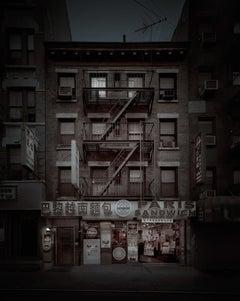 Michael Massaia, Parris Sandwich, 2008, Chinatown, New York
