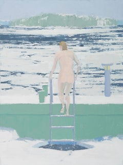 Ice Bather (Study)