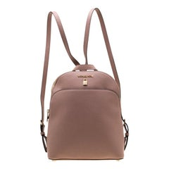 MICHAEL Michael Kors Blush Pink Leather Adele Backpack