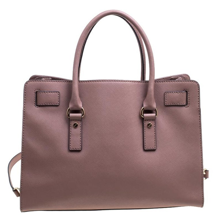 ab9eb4f302d345 This simple Hamilton tote from Michael Kors is a worthy buy. It has been  crafted