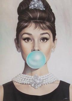 Audrey Tiffany Blue - Audrey Bubblegum (Lenticular)