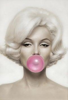 Marilyn Monroe, Pink Bubble Gum