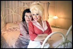 Dolly Parton & Mother Avie Lee Parton, Sevierville, TN