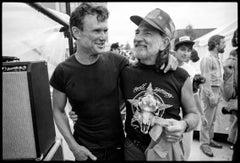 Kris Kristofferson and Willie Nelson, Farm Aid