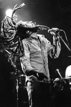 Bob Marley (1979) - Silver Gelatin Fibre Print