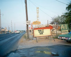Giant Women Signs - Michael Ormerod, USA, Travel photography, Documentary