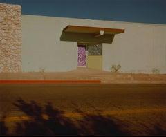 Purple Door, Montana, 1986 - Michael Ormerod, Travel, Documentary, USA, America