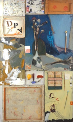 Abstract Assemblage by Michael Pauker