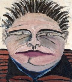 Caricature Portrait of a Man