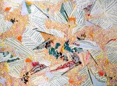 """Mumbo Jumbo"" Abstract Expressionist"