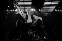 David Bowie On Stage  1976  Limited Estate Edition