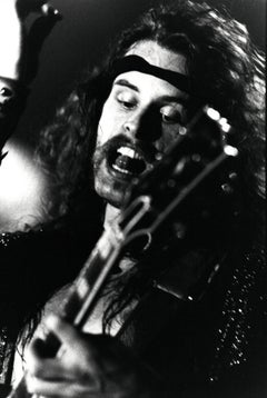 Ted Nugent Performing Up Close Vintage Original Photograph