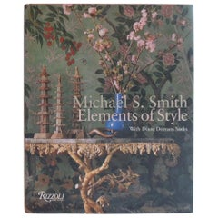 Michael S. Smith Elements of Style Book