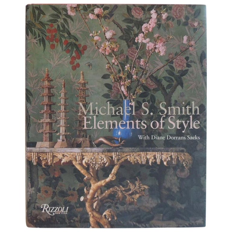 Michael S. Smith Elements of Style Book For Sale