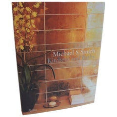 Michael S. Smith Kitchen and Bathroom Book