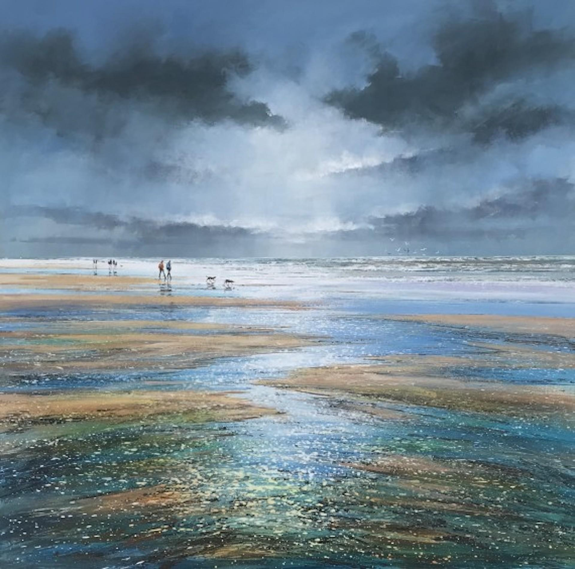 A Beautiful Day, Michael Sanders, Contemporary Art, Affordable Art, Art Online
