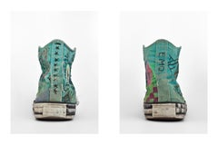 Converse, Doodle - 21st Century, Contemporary, Abstract Photography