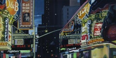 Believe it or Not. - NYC Cityscape oil painting Contemporary modern Art