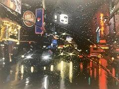 Dark City original NYC CITY  landscape painting