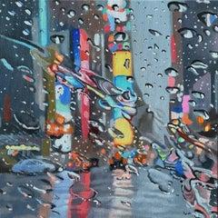 Times Square Splash