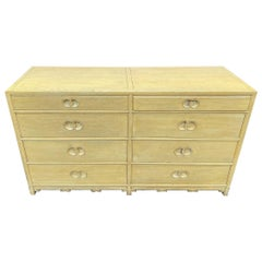 Michael Taylor for Baker 8-Drawer Dresser