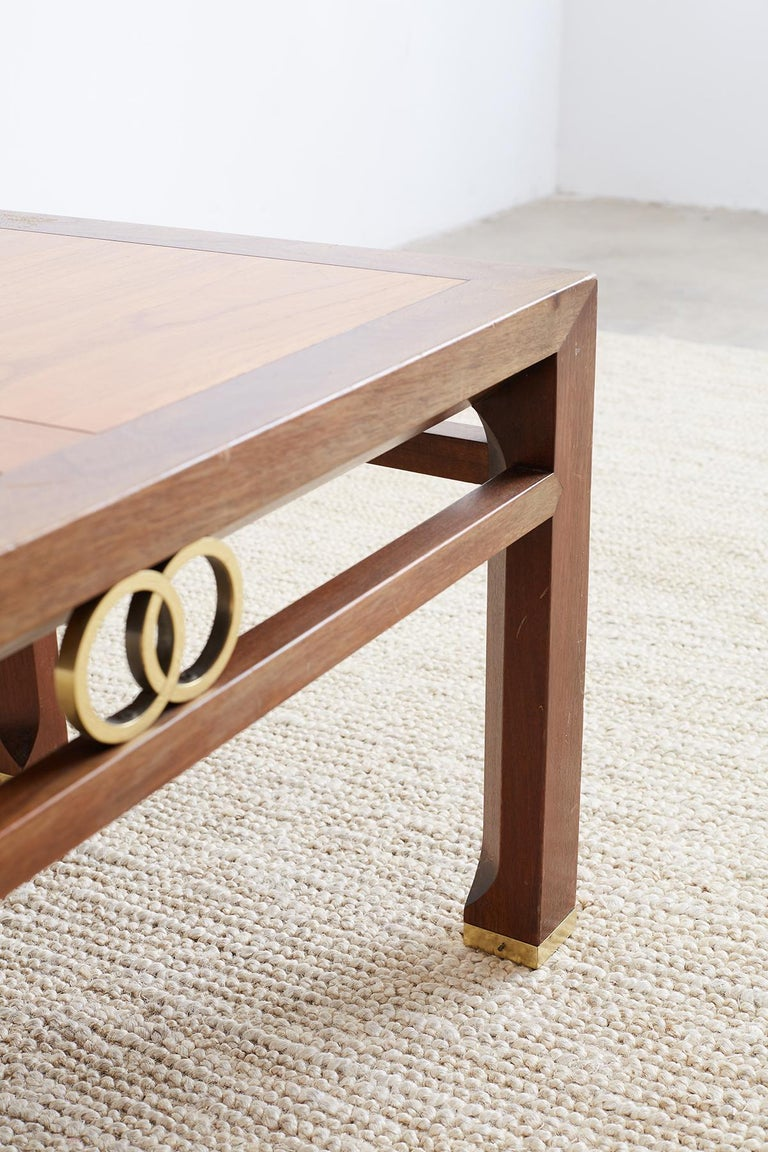 Michael Taylor for Baker Far East Coffee Table For Sale 6