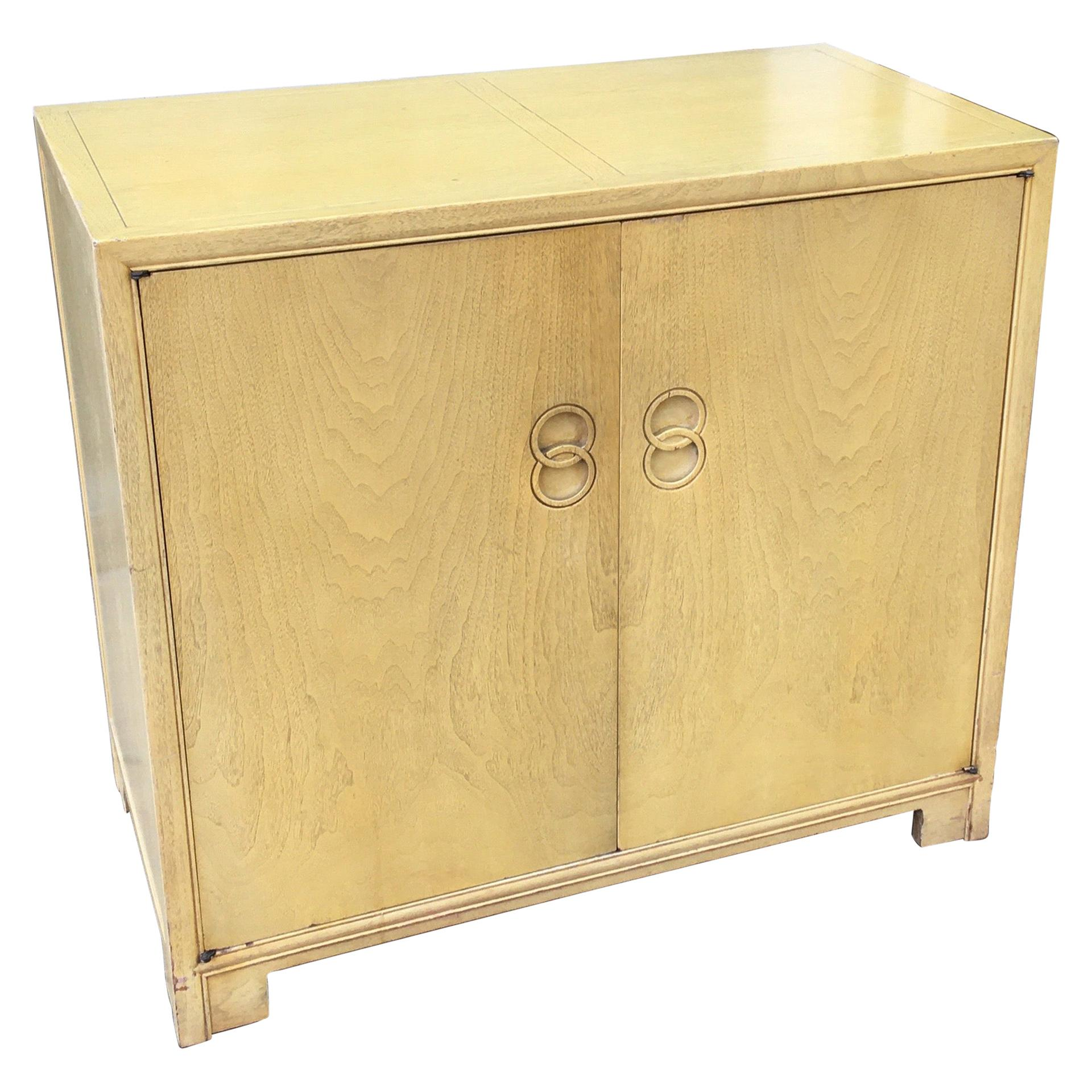Michael Taylor for Baker Furniture 2 Door Cabinet