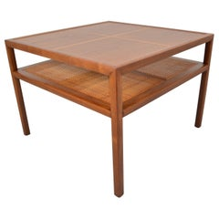 Michael Taylor for Baker Furniture Square Cocktail Table