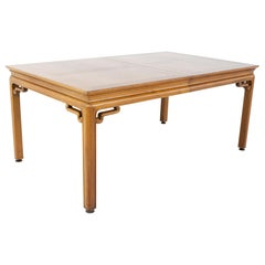 Michael Taylor for Baker New World Collection Mid Century Dining Table