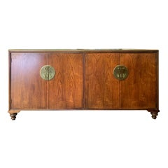 "Michael Taylor's ""Far East"" Collection for Baker Rosewood Credenza, circa 1950s"