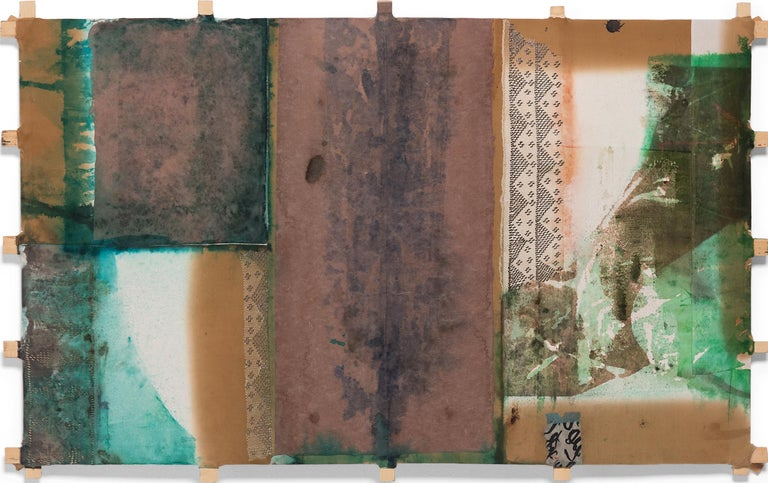 Michael Thompson Photographer Abstract Drawing - Patina