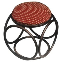 Michael Thonet Bentwood Stool