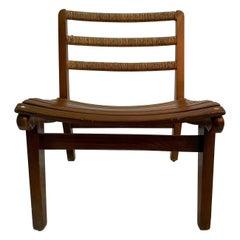 Michael van Beuren Original Lounge Chair for Domus