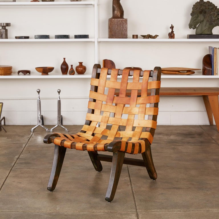 """Michael van Beuren """"San Miguelito"""" Chair For Sale 2"""