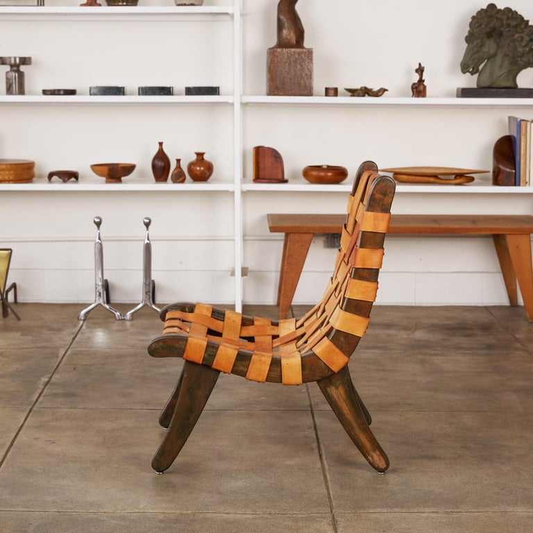 """Michael van Beuren """"San Miguelito"""" Chair For Sale 5"""