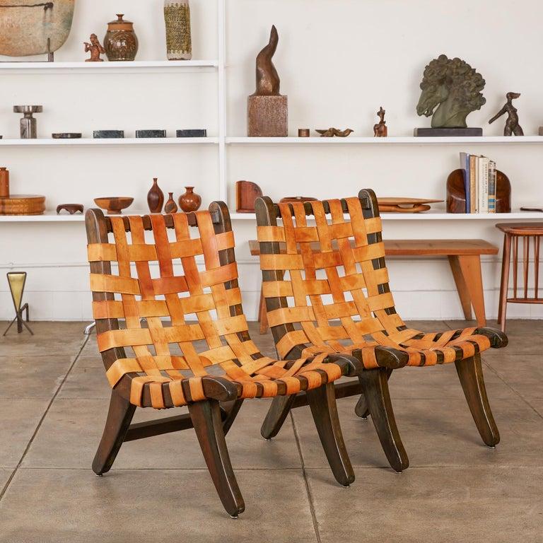 """Modern Michael van Beuren """"San Miguelito"""" Chair For Sale"""