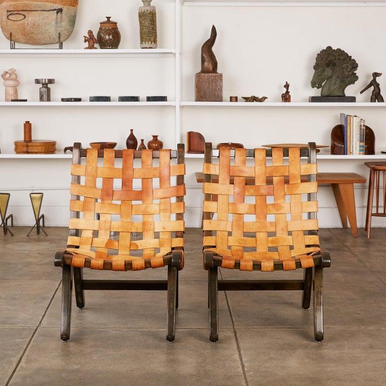 """Mexican Michael van Beuren """"San Miguelito"""" Chair For Sale"""
