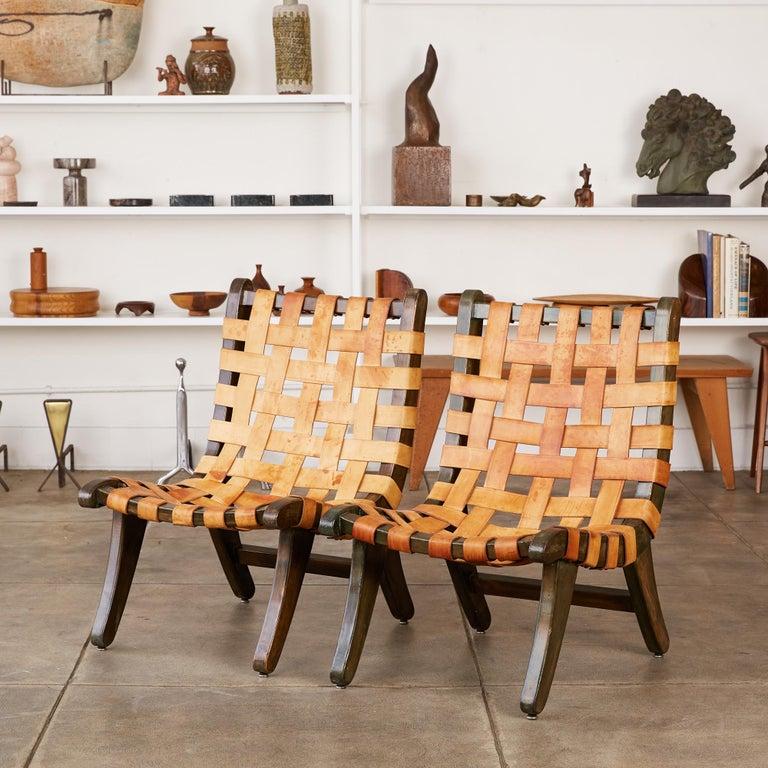 "Michael van Beuren ""San Miguelito"" Chair In Good Condition For Sale In Los Angeles, CA"