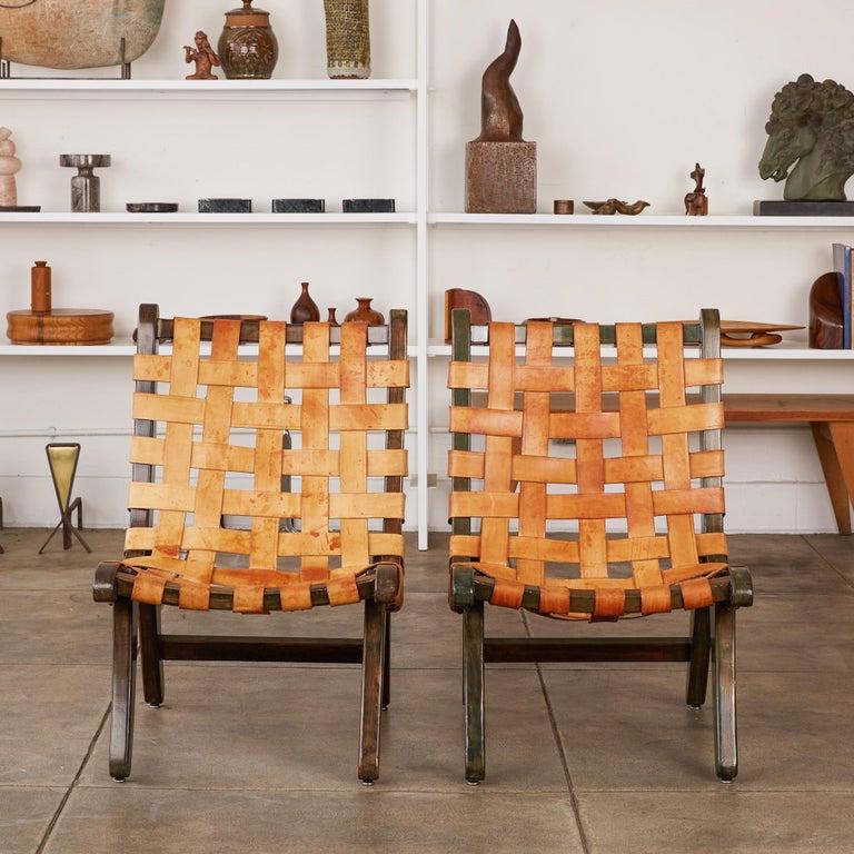 """Mid-20th Century Michael van Beuren """"San Miguelito"""" Chair For Sale"""