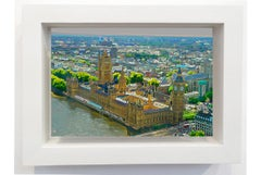 Little London: Houses of Parliament, Michael Wallner, Limited Edition Cityscape